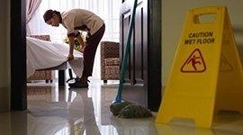 pulizia strutture ricettive