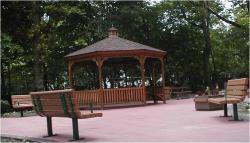Picture of a site in development