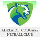 adelaide physiocare and sports acupuncture adelaide cougars netball club logo