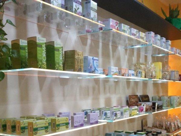vendita prodotti dietetici