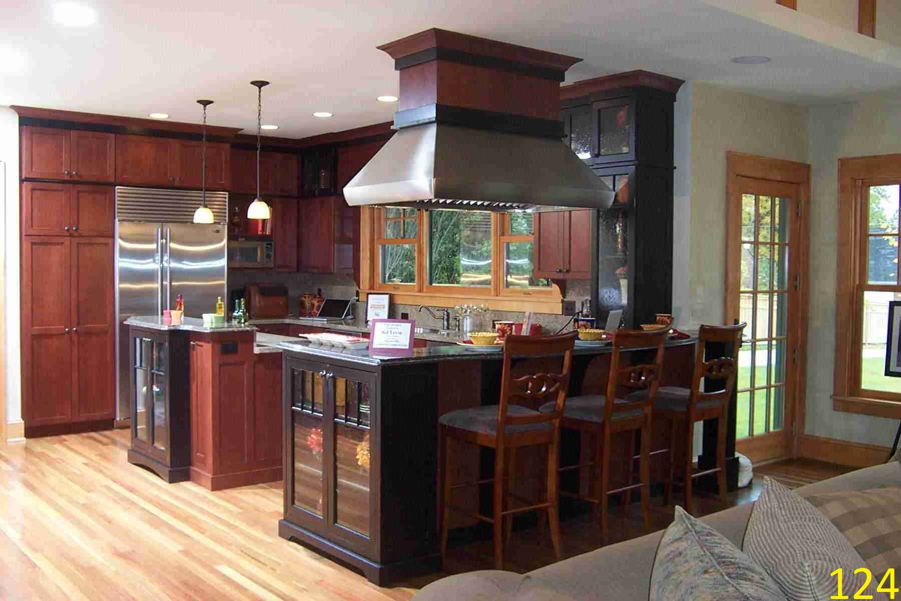 100 Custom Kitchen Designs Casual