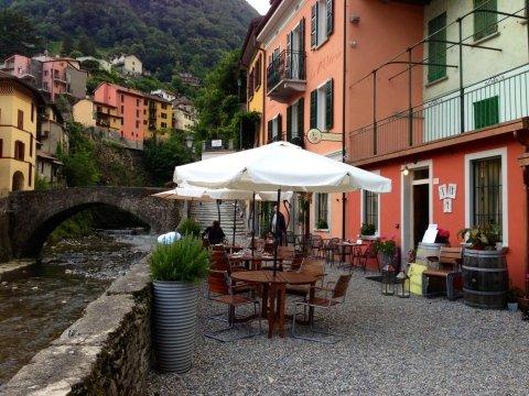 Ristorante La P'Osteria - Argegno, Como