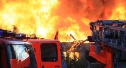 rilevatori di incendi