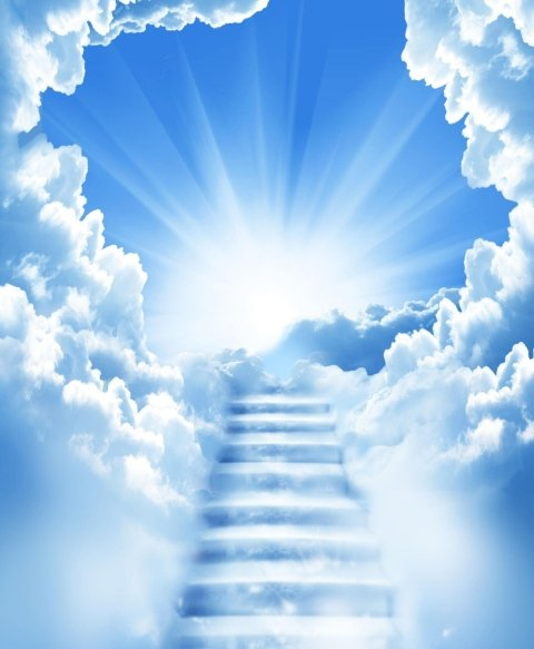 scala verso il cielo