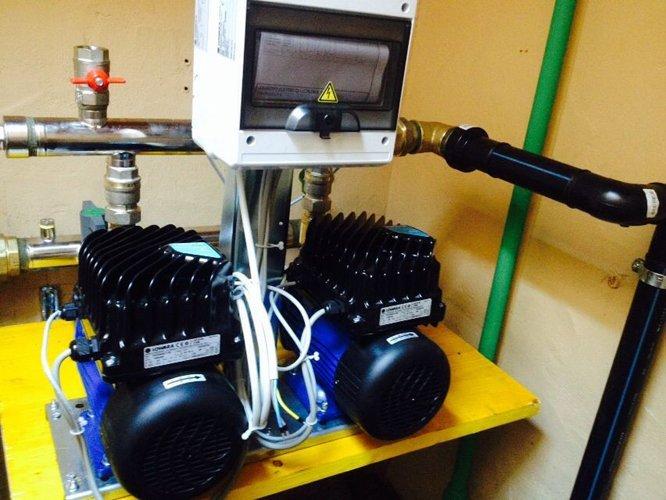 impianto idraulico e termoidraulico
