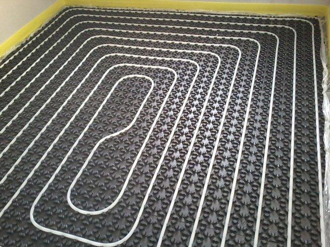 Riscaldamento a pavimento condominio