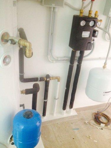 impianti idraulici e collegamenti