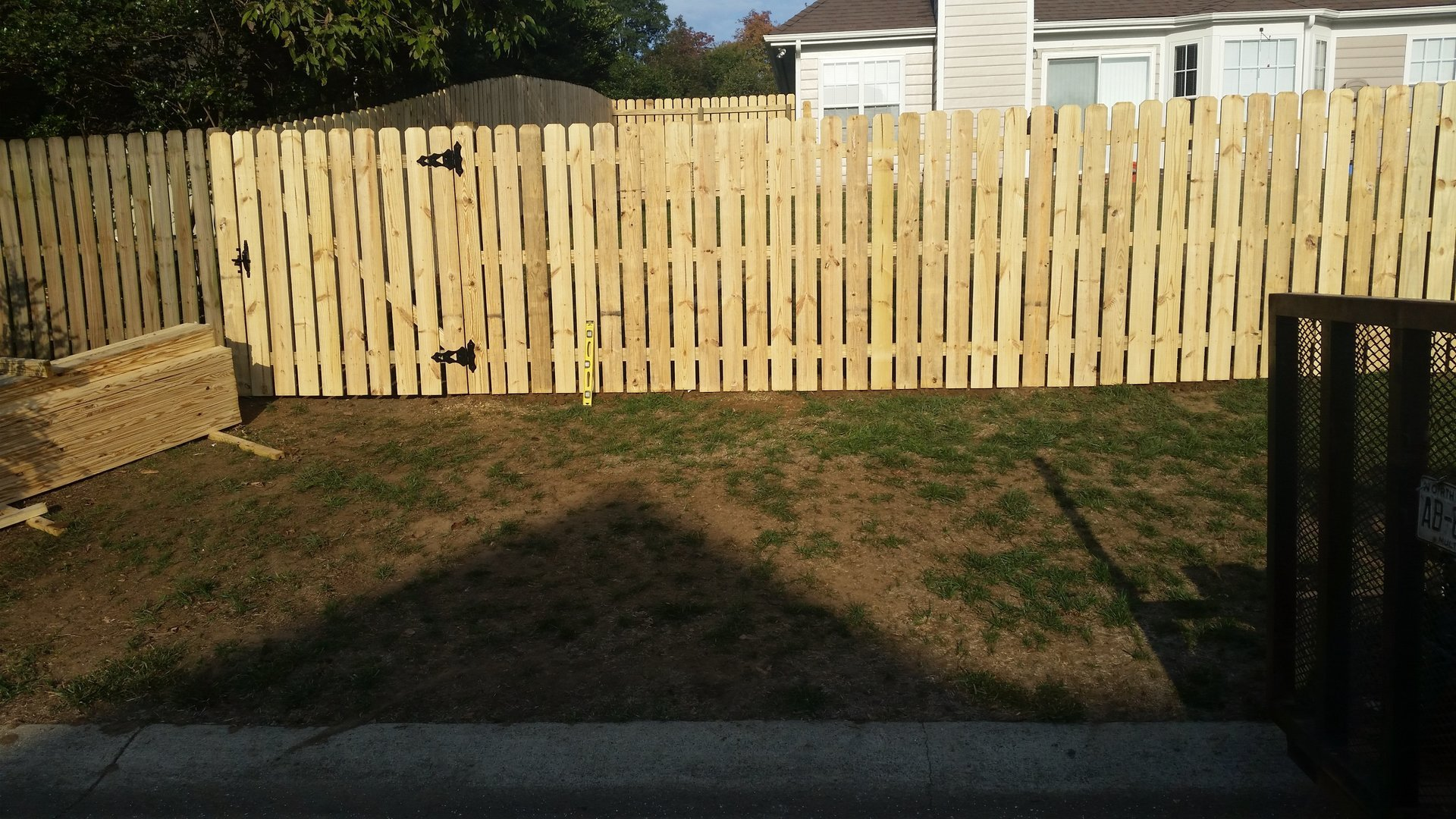 Fencing Contractor Charlotte, NC