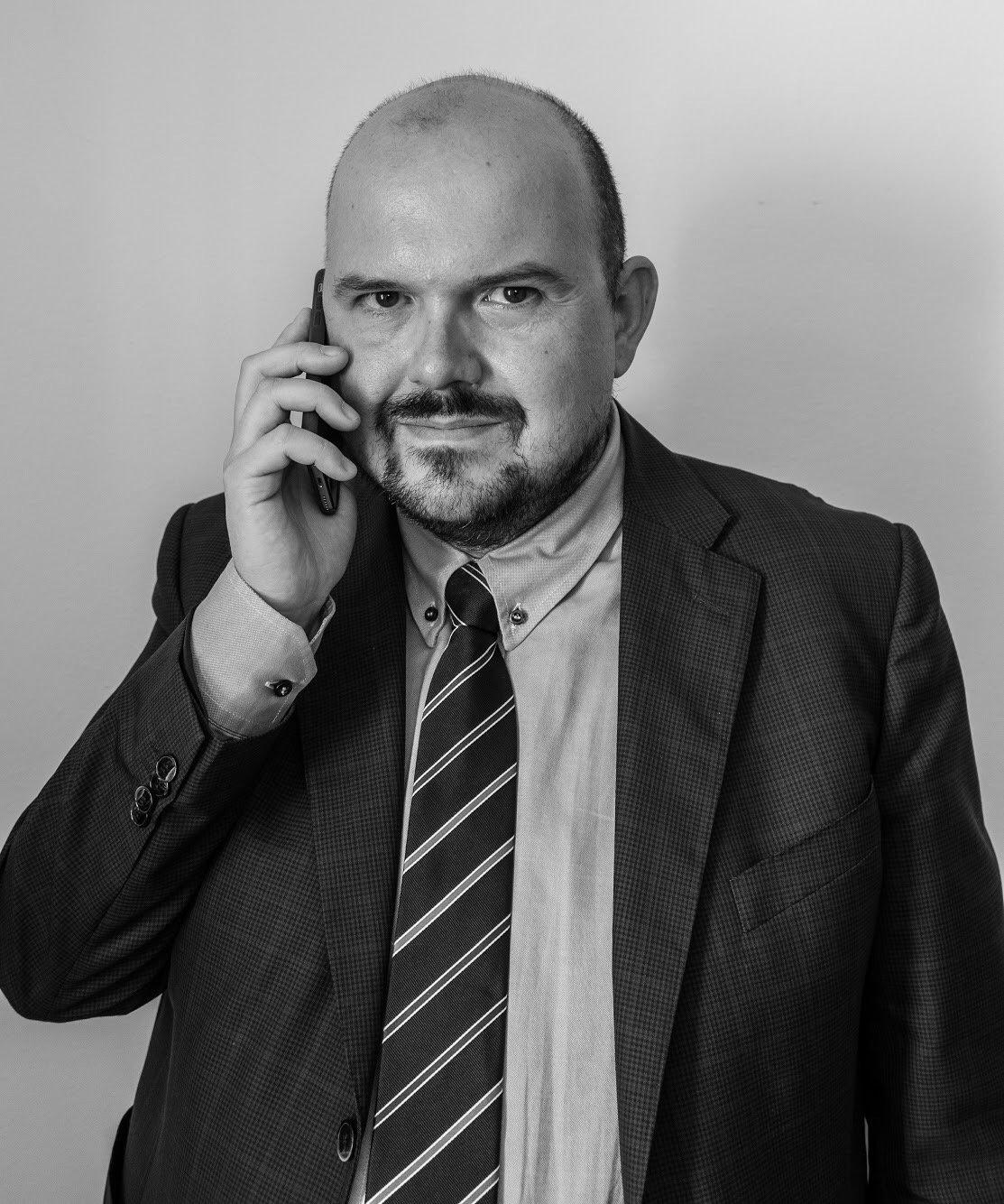 Avvocato a telefono