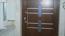 dettaglio porta moderna