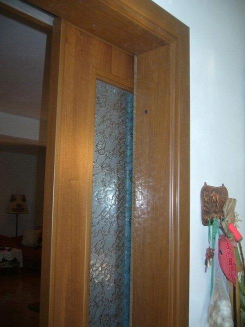 Porta interna vetrata