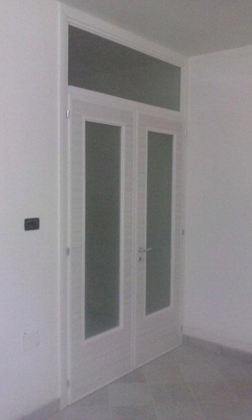 Porta interna doppia