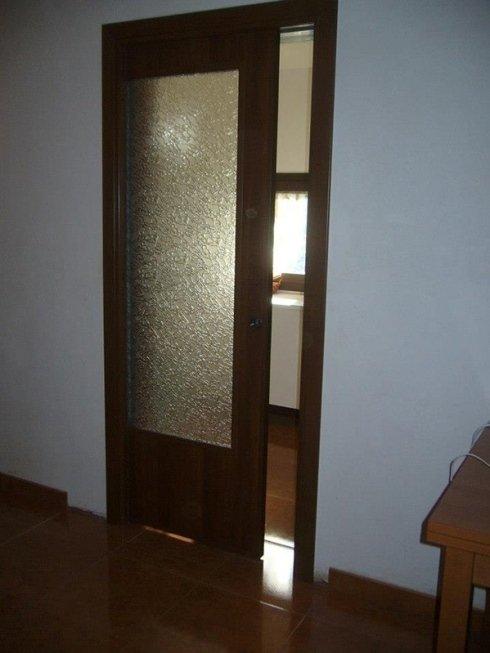 Porta interna vetro
