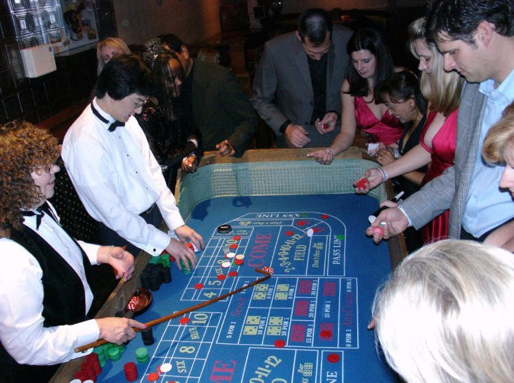 Casino Gaming on New Years