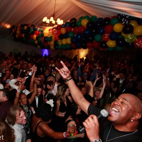 Huge New Year's Eve Party San Ramon Marriott
