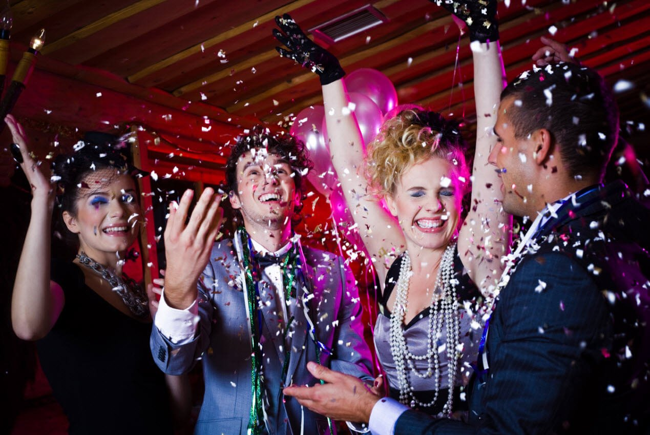 Want to Celebrate in style on New Year's? Click here to learn how you can do it!