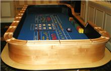 Craps on New Year's Eve