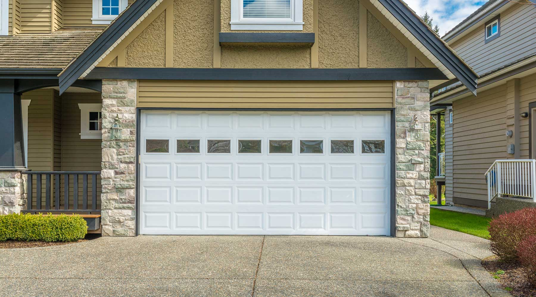 residential garage door. Slide Title Residential Garage Door