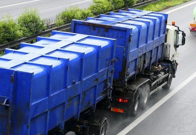 container raccolta ferro