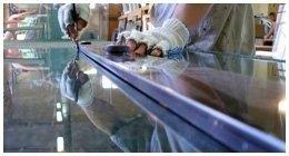 foratura vetro