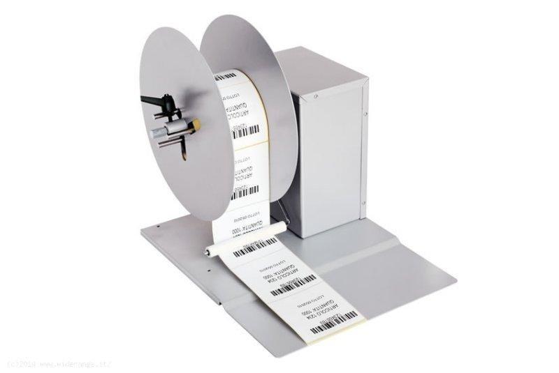 Riavvolgitore etichette automatico
