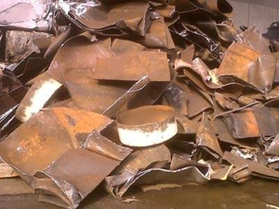 scarti in ferro