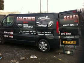 car body work - St. Helens, Merseyside - Scratch Fix Ltd - Repair Vechicle