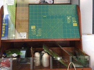 attrezzature patchwork genova