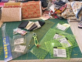 attrezzature patchwork