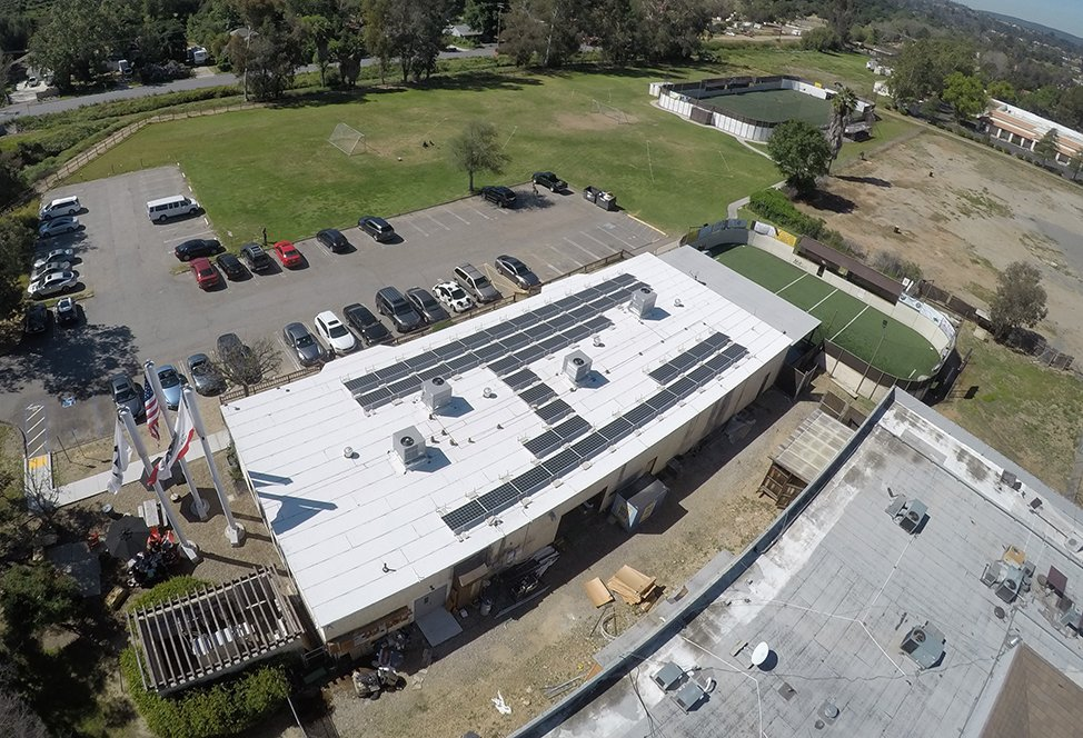 Commercial Solar Power Company In San Diego Panels Amp Installs