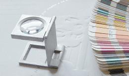 progetto di strumento per tipolitografia