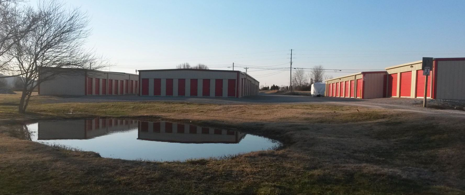 Self-storage facility in Somerset, KY