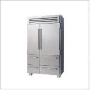 frigorifero serie PRO 48 porte in acciaio