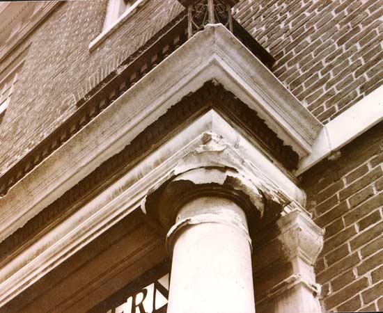 Fraunces Tavern Restoration - Before 2