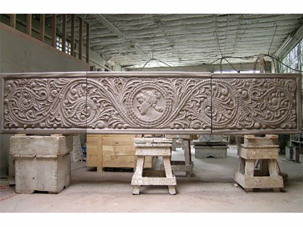 Hand Carved Stone