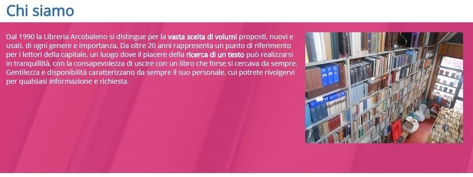 compravendita libri roma