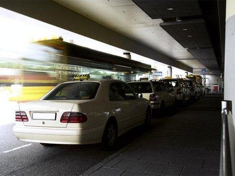 Servizio taxi per aereoporto