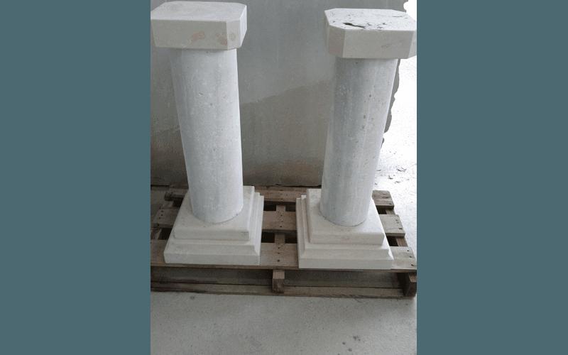 colonne marmo