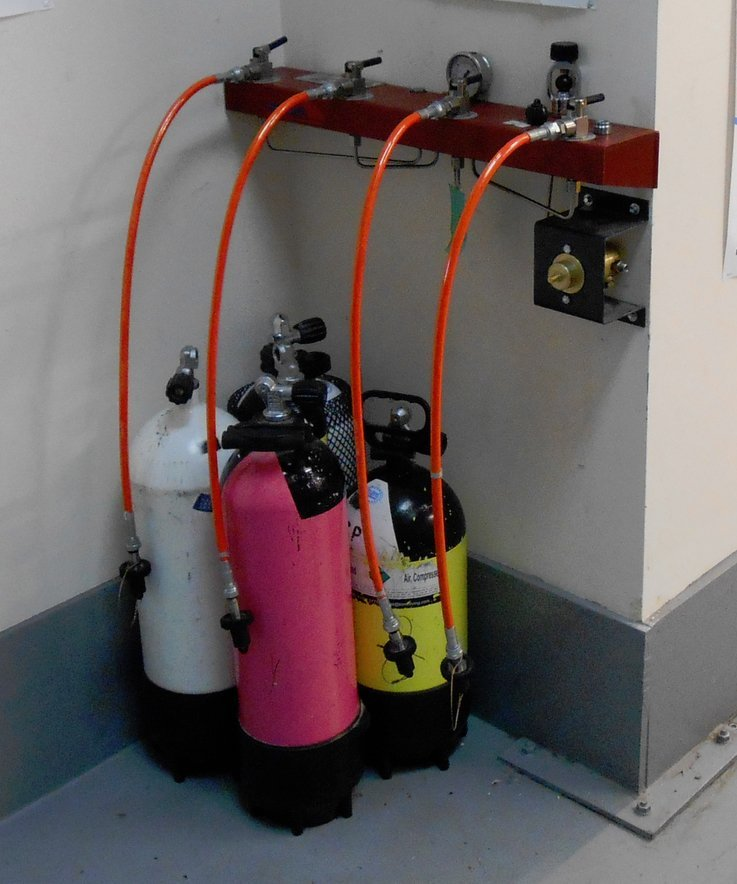 Bespoke air compressors