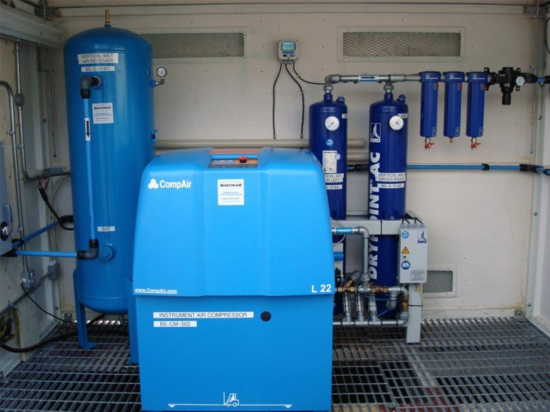 customised air compressors