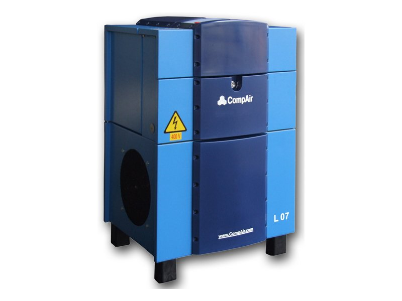 Screw air compressors repair