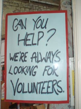 Volunteering - Leeds, Yorkshire - Poverty Aid UK - Volunteer