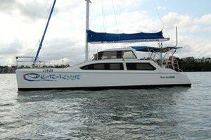 sydney catamaran cruises catalyst max 20 passengers