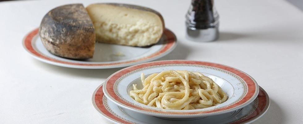 Trattoria cucina tipica toscana a Pienza