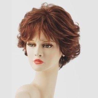 parrucca corta da donna