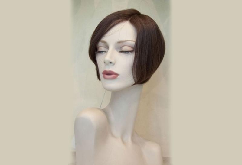 parrucca artigianale donna