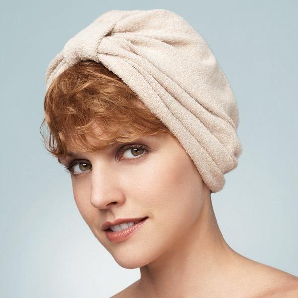 Terry Cloth Turban