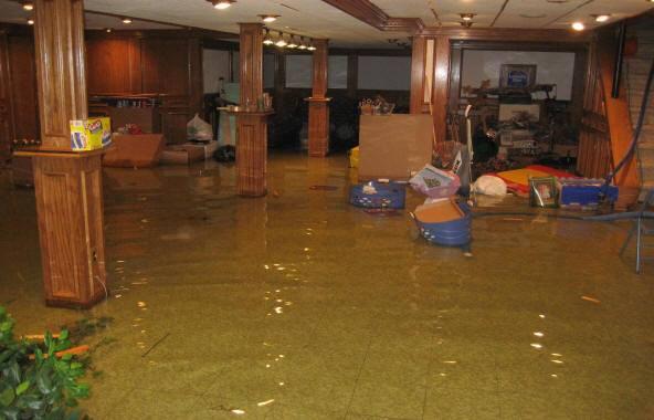 Water Damage, 4