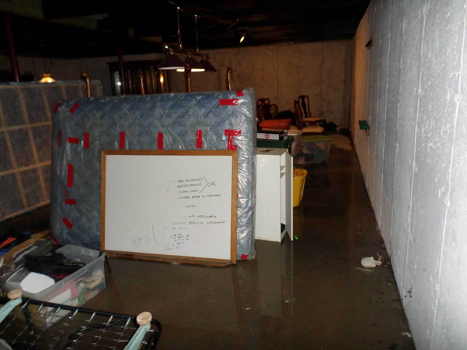 Water Damage, 3