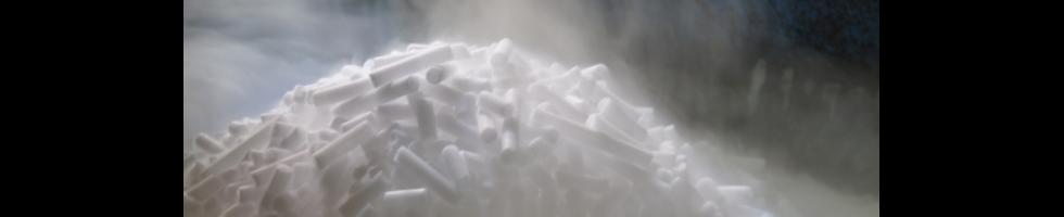macchine per ghiaccio secco